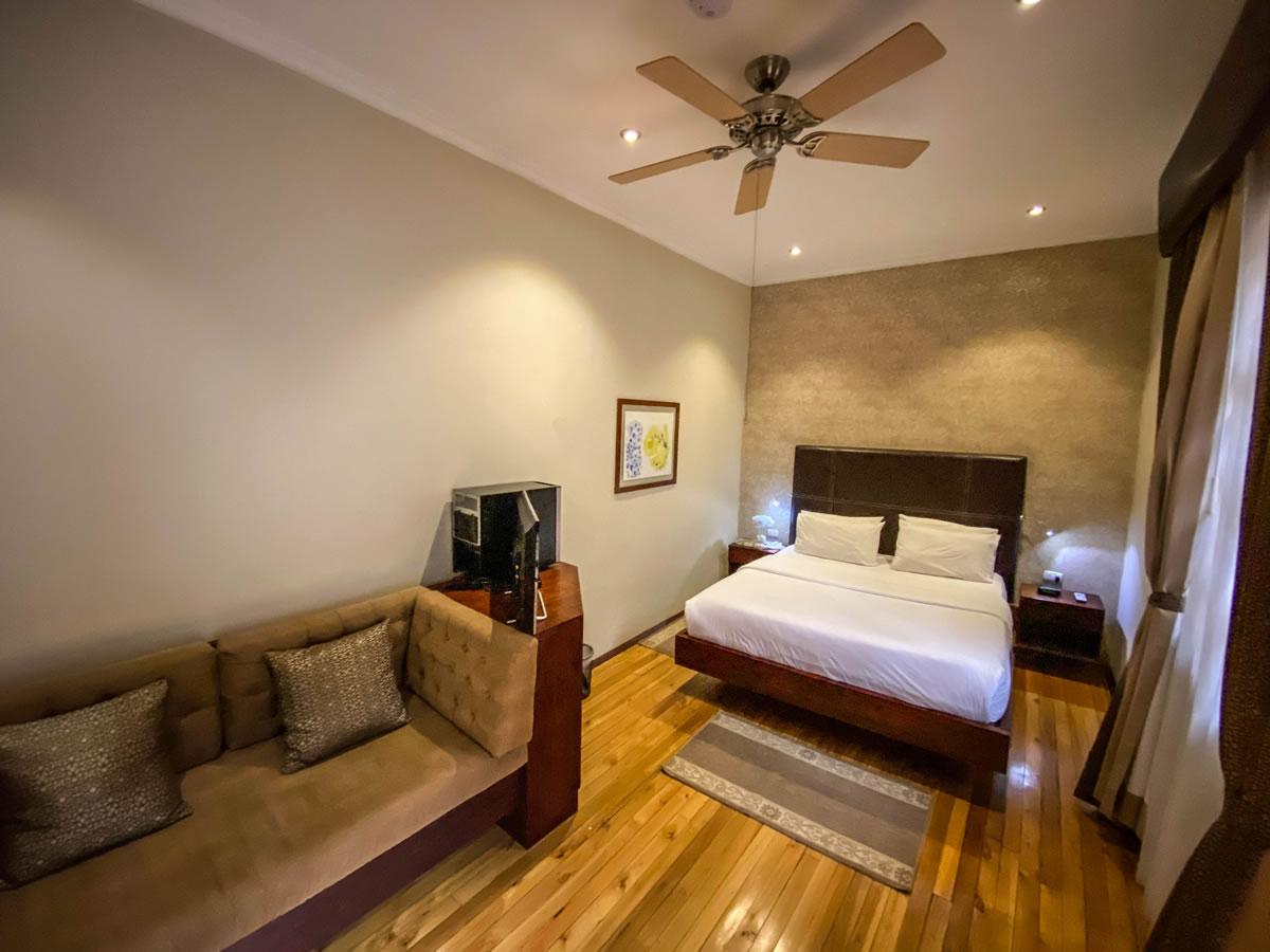 Habitación superior en Forum Hotel